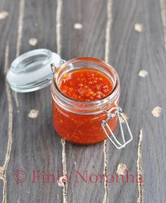 My Kitchen Treasures: Sweet Chilli Dipping Sauce