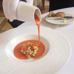 Dining at Royal Mansour