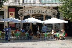 Cafe Nicola, Lisbon