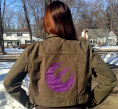 DIY Star Wars Rebels Jacket