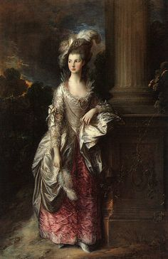 Mrs Graham by Gainsborough, 1777