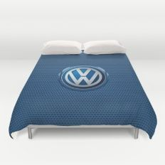 Volkswagon logo Duvet Cover Vw Logo, Shield Logo, Duvet Covers, Ottoman, Home Decor, Multivan T6, Decoration Home, Room Decor, Interior Design