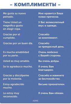 100 полезных фраз наиспанском, которые помогут поддержать разговор