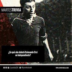 #MartesTrivia! ¿Debutó en 1919, 1922 o 1925?