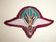 Military Special Forces, Military Service, Military Life, Military History, Parachute Regiment, Defence Force, Paratrooper, African Countries, Coat Of Arms