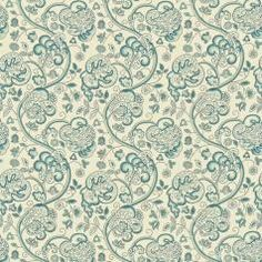 Sanderson Richmond Hill Prints Wycombe Fabric Collection DRCH222064