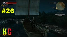 The Witcher 3 Wild Hunt Gameplay Walkthrough (PC) Part 26:Exploring/Sunk...
