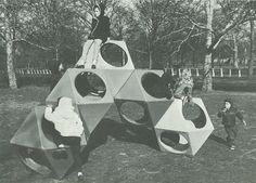 Design for Play, Richard Dattner, 1969, now available through Playscapes Press - Playscapes