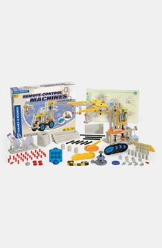 Thames & Kosmos 'Remote Control Machines' Building Kit available at #Nordstrom