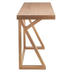 HEATH 2-4 seat oak folding dining table | Buy now at Habitat UK
