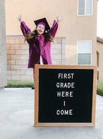 Coffee & Grace: Baylee the Kinder Grad!