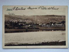 ZAGORIE Sagoria San Martino San Pietro Carso Slovenia Vecchia cartolina | eBay