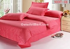 Brick Red Hotel Collection Bedding Sets - $88.99 : Colorful Mart, All for Enjoyment Hotel Collection Bedding, Bedding Sets, Comforters, Duvet Covers, Brick, Pillow Cases, Colorful, Blanket, The Originals