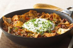 Quick-Fix Beef Burrito Skillet - My Food and Family Kraft Recipes, Home Recipes, Dinner Recipes, Ginger Pork, 30 Minute Dinners, Kitchen Must Haves, Mexican Food Recipes, Ethnic Recipes, Cooking Instructions