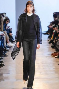 Theory   Fall 2014 Ready-to-Wear Collection   Style.com