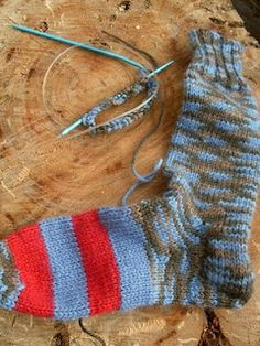 The mystery of the magic loop knitting needles (tips)