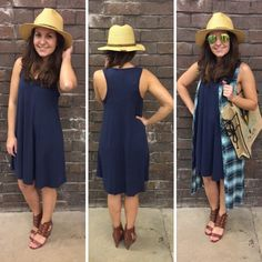 ... and last but certainly not least from our Z SUPPLY shipment is this AMAZING navy shift dress! This soft, perfect dress will not last long in store so stop in today! - $38 #newarrival #zsupply #basic #spring #springfashion #ootd #hilo #fashion #favorite #musthave #shiftdress #apricotlanedesmoines