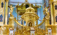 Noch mehr Gold findet man in der Peter-und-Paul-Festung© Gudrun Krinzinger Gudrun, Hotels, Fair Grounds, Gold, Last Minute Vacation, Travel, Cruises, Baltic Sea