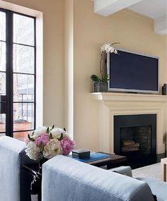 hampton interiors | Alexa Hampton Interior Design
