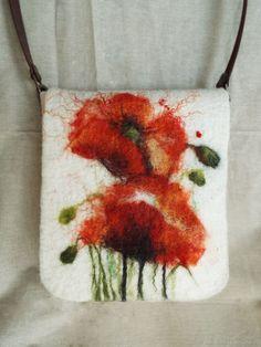 What a beautiful handbag...