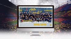 We've shown that we are champions! | FC Barcelona