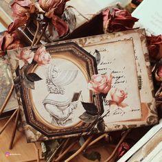 Completed 2020 Reading Journal - Art Journaling Flip-Through – Elaine Howlin - Vintage junk journal / art journal style reading journal - Free Envelope Template Journal Art, Junk Journal, Art Journaling, Reading Journals, Vintage Ephemera, Scrapbooks, Flipping, Appreciation, Envelope