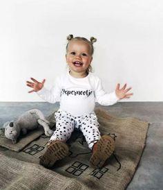Liever dan lief! Pepernootje T-shirt #YourWishes #Sinterklaas #babyfashion #wehkamp #unisex #jongen #meisje #baby #kleding #your #wishes