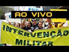 🔴 TRANSMISSÃO AO VIVO DIRETO DA AVENIDA PAULISTA SP.