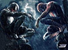 Raimi Spiderman, Spiderman Batman Superman, Black Spiderman, Spiderman Movie, Best Marvel Characters, Spaider Man, Spider Man Trilogy, Harley Queen, Spiderman Pictures