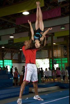 Gymnastics- Woodward, PA