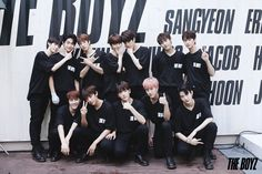 The Boyz Announces Plans To Hold Showcase On Official Debut Date Fandom, Kim Young, Bae, Kpop Posters, Star Awards, Anniversary Photos, Flower Boys, Pop Singers, New Artists
