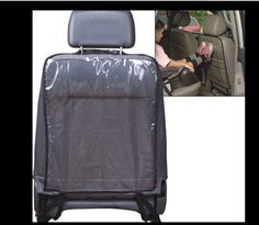 Back Seat Car Protector For Kids