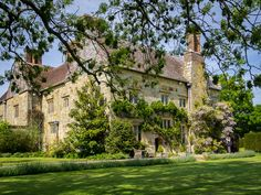 Bateman's - Rudyard Kipling's Home - Built in 1634, Kipling purchased the estate in 1902.