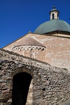Assisi - Cathedral of Saint Rufino (8th Century)
