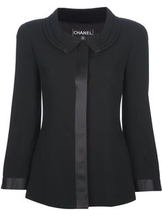 Chanel Pre-Owned Skirt Suit Chanel Outfit, Chanel Jacket, Vintage Chanel, Vintage Jacket, Vintage Skirt, Pretty Outfits, Beautiful Outfits, Mode Chanel, Chanel Chanel