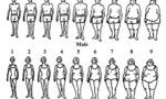 A look at how the history of body image and shapes has changed over centuries.