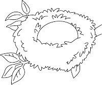 Recursos Y Actividades Para Educacion Infantil Dibujos Para Colorear Pollitos In 2020 Symbols Peace Symbol Art
