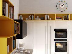 Snaidero design keukens. Voor meer keuken inspiratie of gratis keukenbrochures kijk ook eens op http://www.wonenonline.nl/keukens/