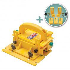 Micro Jig GRR-Ripper® Push Block GR-200 with Gravity Heel Kit @ affordablesafetygearplus.com