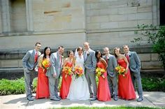 Image detail for -Guava Wedding Bouquets