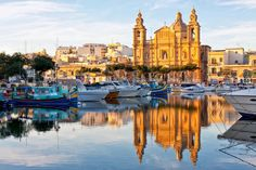Malta  Not to mention the most beautiful beaches, towns, the blue lagoon, prehistoric sites, and harbourside cafes. And the best part? All the towns are within hours reach of each other.