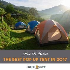 Backpacking Gear List · Pop up tents are functional and save you a ton of  time when looking at the d4b30c481960b
