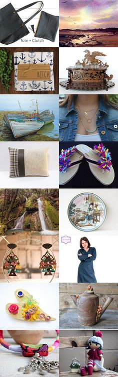 Wednesday Shopping by Ross Greenfield on Etsy--Pinned with TreasuryPin.com