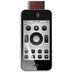 Amazon.co.jp: L5 リモート ユニバーサル リモートコントローラー アクセサリ フォー アイフォン アイパッド アイポッドタッチ L5R-L5REMOTE: 家電・カメラ