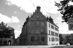 Johannes-Scharrer-Gymnasium, Nuernberg, Germany (my old high school, same school my Dad went to)