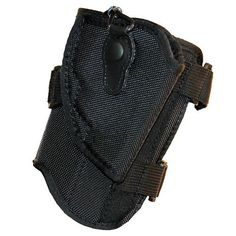 4750 Ranger Triad Ankle Holster - Black, Size 12, Right Hand