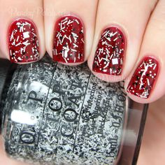 OPI I'll Tinsel You In | Holiday 2014 Gwen Stefani Collection | Peachy Polish