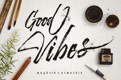 Good Vibes by maghrib on @creativemarket