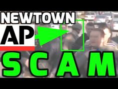 Sandy Hook PHONY Dives Behind Car, Runs Away! Newtown HOAX Busted on LIV...