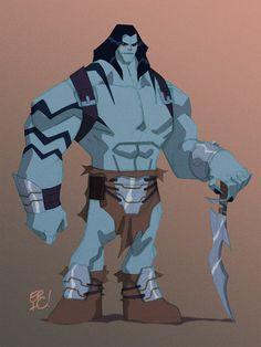 Son of Hulk by *EricGuzman on deviantART